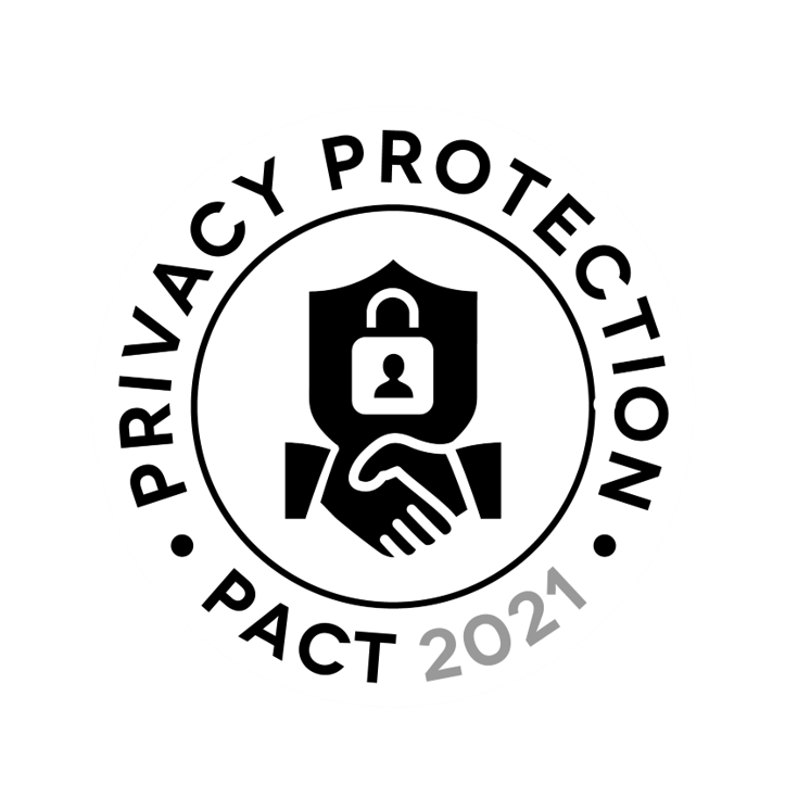 Logo privacy protection pact